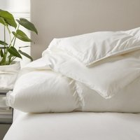 Deluxe Down Alternative Duvet - Warm, No Colour, Super King