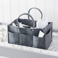 Dream Felt Storage Bag, Grey, One Size