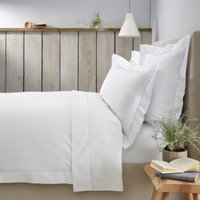 Duvet Cover, Chalk, Double