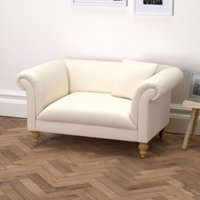 Earlsfield Cotton Love Seat