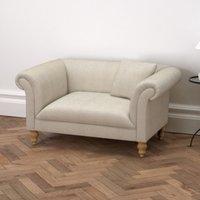 Earlsfield Linen Union Love Seat