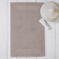Egyptian Bath Mat, Smoke, Medium