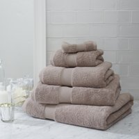 Luxury Egyptian Cotton Towel, Smoke, Face Cloth