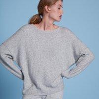 Exposed Seam Lounge Sweatshirt