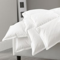 European Down Duvet 4.5 Tog, No Colour, Double