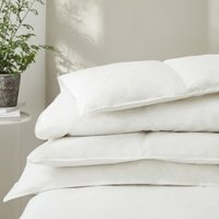 European Duck Down Duvet - 10.5 Tog, No Colour, Super King