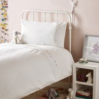 Fairytale Set, White, Cot Bed