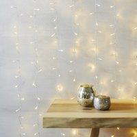 Curtain Lights - 500 bulbs, Clear, One Size
