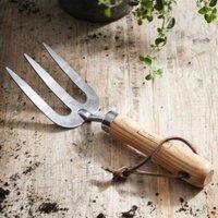 Gardening Fork , Steel, One Size