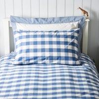 Gingham Bed Linen
