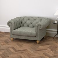 Hampstead Tweed Love Seat