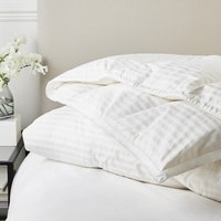 Hungarian Goose Down 4.5 Tog Duvet, No Colour, King
