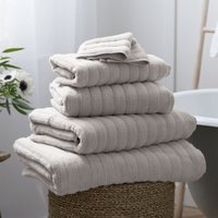Hydrocotton Towels, Pearl Grey, Face Cloth
