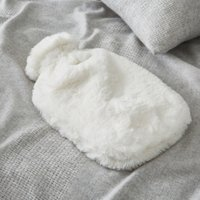 Hot Water Bottle, Alabaster, One Size
