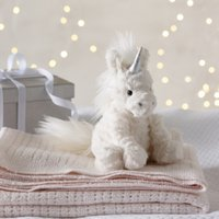 Jellycat Fuddlewuddle Unicorn Mini Toy