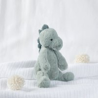 Jellycat Puffles Dino Small Toy, Multi, One Size