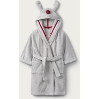 Jingles Robe (1-12 yrs), Grey, 7-8yrs