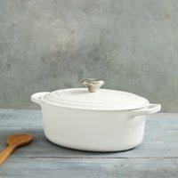 Le Creuset Oval Casserole Dish - 27cm