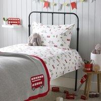 London Bed Linen, Multi, Single
