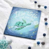 Little Turtle & The Changing Sea Book by Becky Davies & Jennie Poh, Multi, One Size