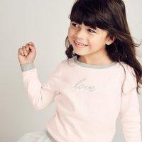 Love Jumper (1-6yrs), Pink, 3-4yrs