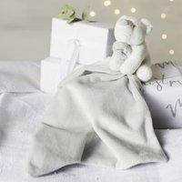 Lumi Polar Bear Comforter, White, One Size