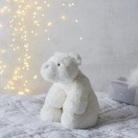 Lumi Polar Bear Medium Toy, White, One Size