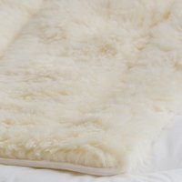 Luxury Reversible Topper, No Colour, King