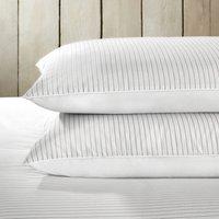 Markham Classic Pillowcase - Single, White Clay, Super King