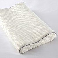 Memory Foam Pillow - Firm Support, No Colour, Standard