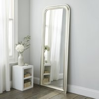 Madison Full Length Mirror, Champagne Silver, One Size