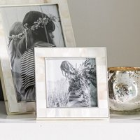 Mother of Pearl Photo Frame 3x3