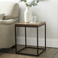Malham Side Table, Smoke, One Size