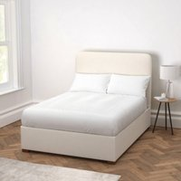 Melbury Cotton Bed, Pearl Cotton, Double