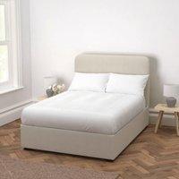 Melbury Cotton Bed, Silver Cotton, King