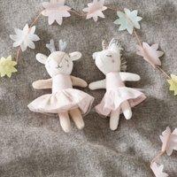 Mini Darla Deer & Uma Unicorn Toy - Set of 2, Multi, One Size