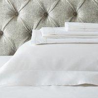 Egyptian Cotton Row Cord Flat Sheet