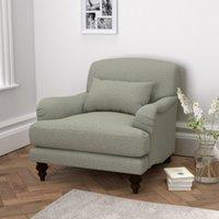 Petersham Wool Armchair