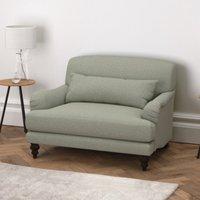Petersham Wool Love Seat