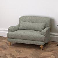 Petersham Tweed Love Seat