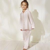 Gingham Flannel Pyjamas (1-12yrs)