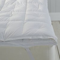Platinum Goose Down Topper, No Colour, Emperor