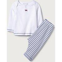 Plane Stripe Pyjamas