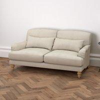 Petersham 2 Seater Sofa Linen Union, Natural Linen Union, One Size