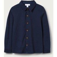 Pique Shirt (1-6yrs), Navy, 1-1 1/2yrs