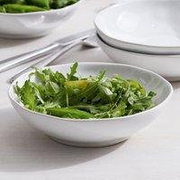 Portobello Serving Bowls – Set of 4, White, One Size