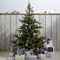Pre-Lit Grand Spruce Christmas Tree - 6ft, Natural, One Size