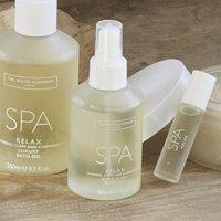 Spa Relax Super Glow Body Oil