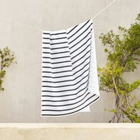 Riad Striped Beach Towel