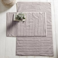 Hydrocotton Bath Mat, Smoke, Large